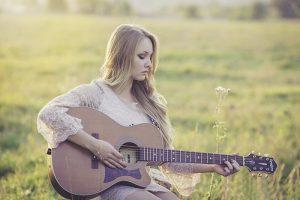 tipi di chitarre: foto
